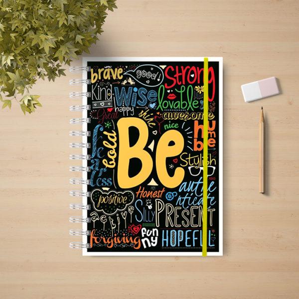 Be (fff300)